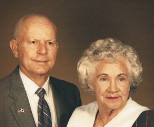 Harry and Adela Tetrick